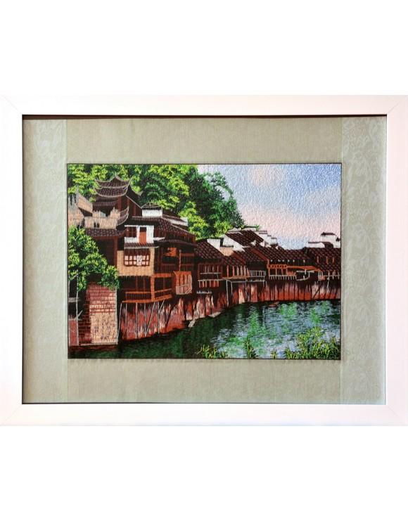 Wuzhén: un pueblo flotante