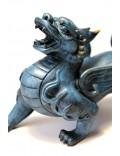Estatua de Pixiu: Criatura mitológica oriental que atrae la abundancia