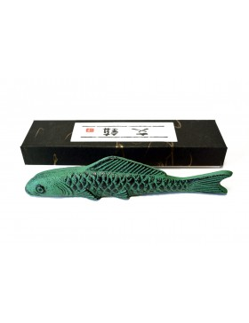 Oriental Koi carp paperweights