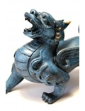 Statue of Pixiu: Oriental mythological creature that attracts abundance