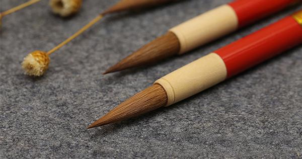 ¨Siéntete libre¨: Pincel elegante para pintura y caligrafía 08