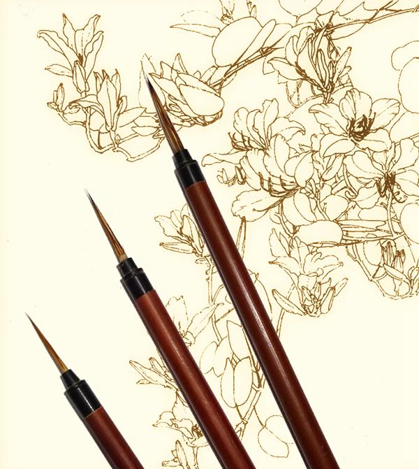 Agilidad de liebre: pinceles para pintar con atención fina al detalle 03